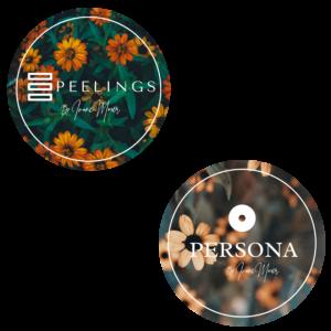 Kit 2 cursos Peeling + Persona 2ª edição 2021